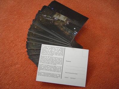 bluebox Postkarte