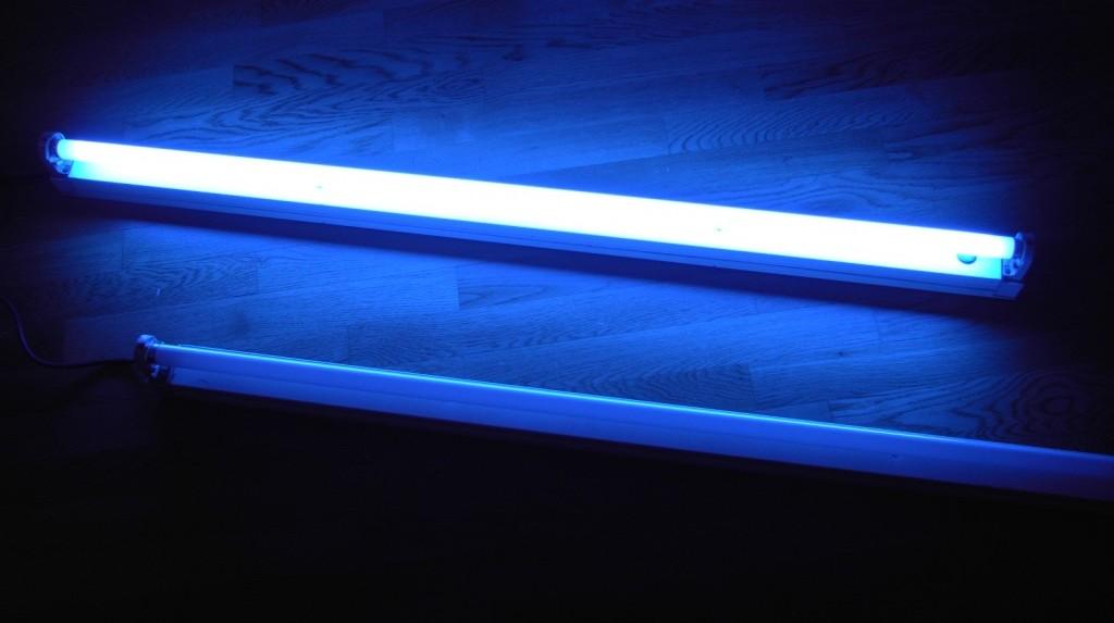 BlinkenArea - Leuchtstofflampen #1