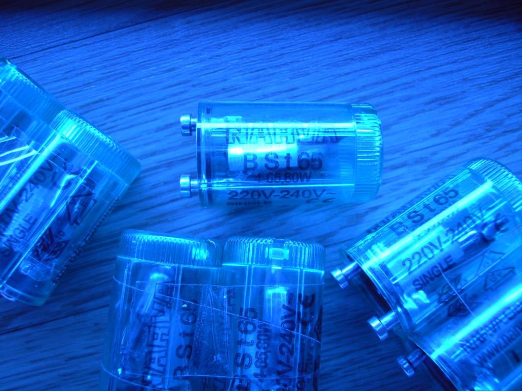 BlinkenArea - Leuchtstofflampen #2