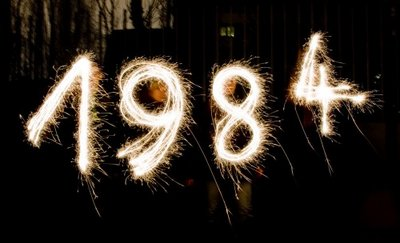 Happy New Year 1984!