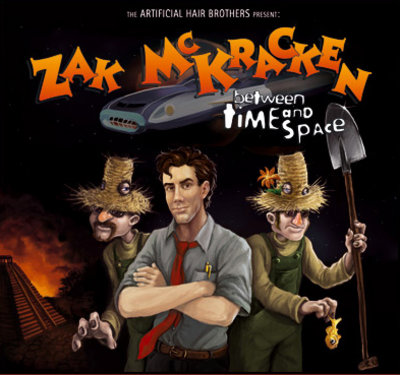 McKracken between time and space