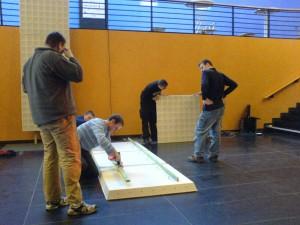 CLT2009: TroiCade-Aufbau