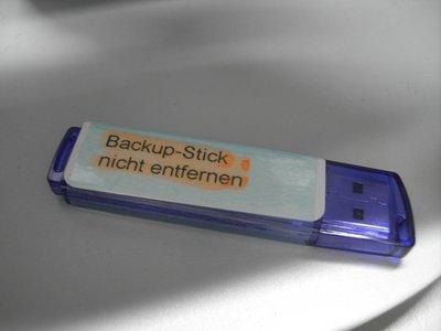 Bakup-Stick