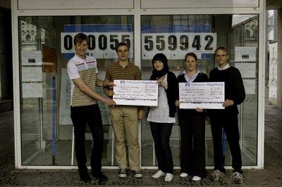 bluebox Spenden #1