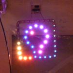 OHM 2013 rainbow bulb